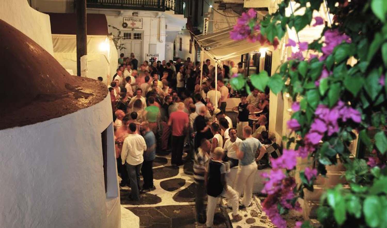 tradizioni di appuntamenti greci
