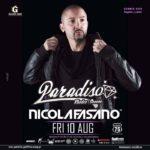 Discoteche a Rodi : Paradiso Beach Club dj nicola fasano