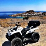 noleggio motorini e auto a rodi in grecia www.cosafarearodi.com rental scooter quad car to rhodes greece