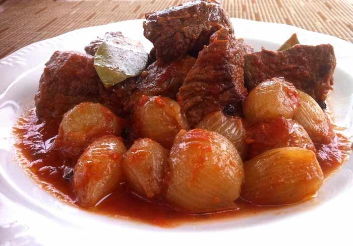 Cibo greco cosa si mangia in grecia stifado