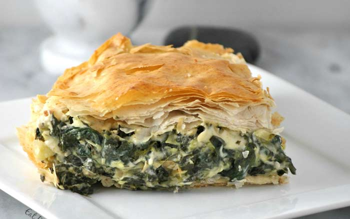 Cibo greco cosa si mangia in grecia spanakopita