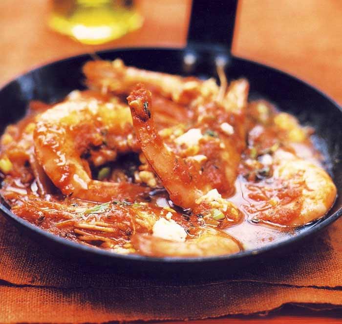 Cibo greco cosa si mangia in grecia saganaki shrimps