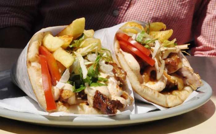 Cibo greco cosa si mangia in grecia pita gyros
