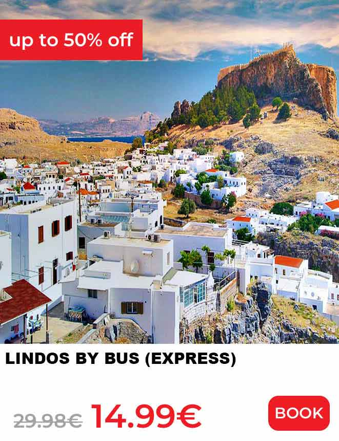 escursioni a rodi lindos by bus